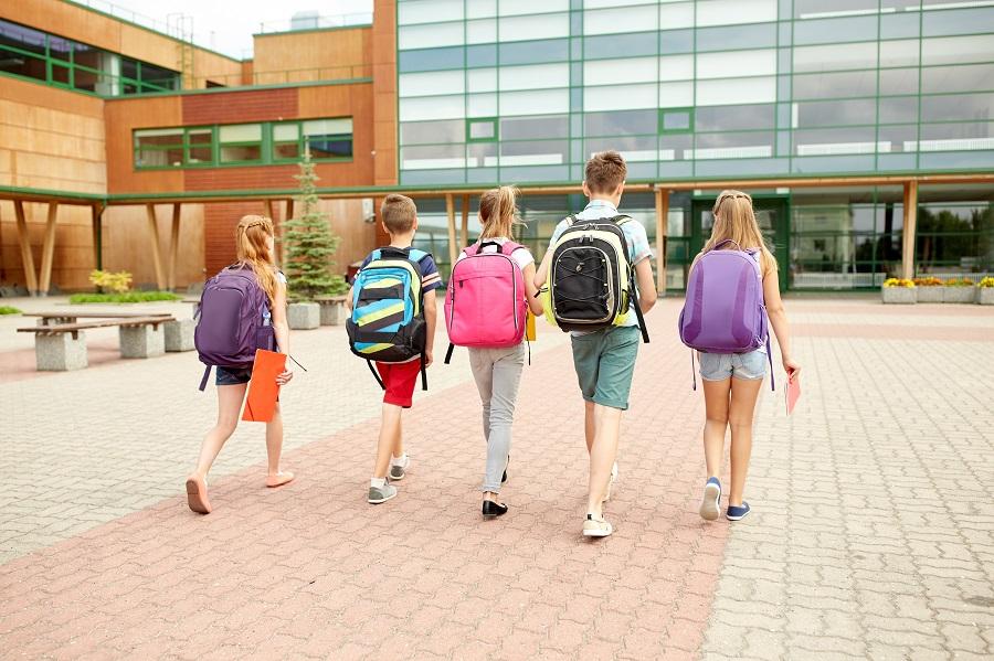 wygodny plecak szkolny